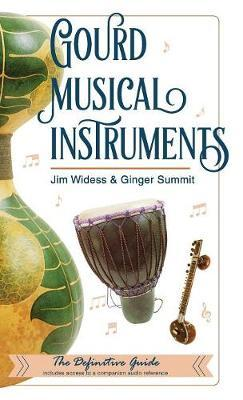 Gourd Musical Instruments by James Widess image