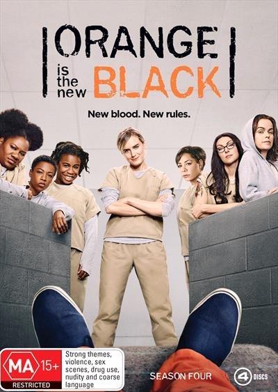 Orange Is the New Black - Season Four on DVD