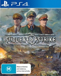 Sudden Strike 4 for PS4