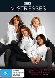 Mistresses - Series 1 on DVD