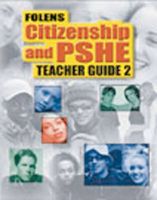 Secondary Citizenship & PSHE: Teacher File Year 8 (12-13) by Stephanie Yates image