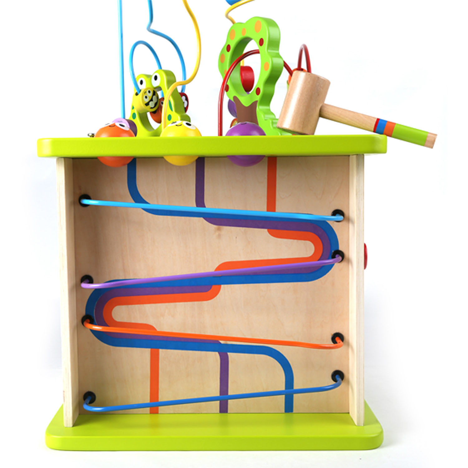 Hape - Country Critters Play Cube image