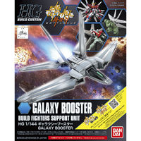 HGBC 1/144 Galaxy Booster- Model Kit