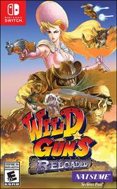 Wild Guns: Reloaded for Switch