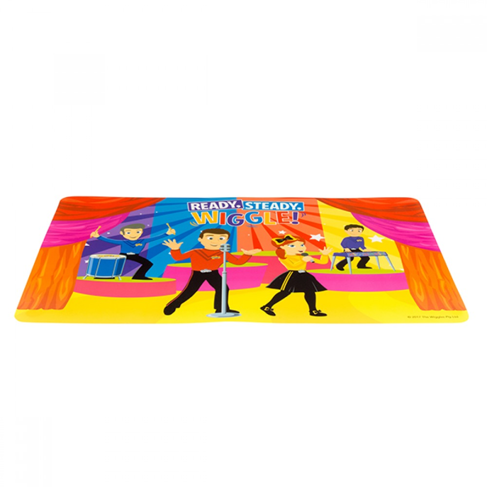 The Wiggles - Children's Placemat image