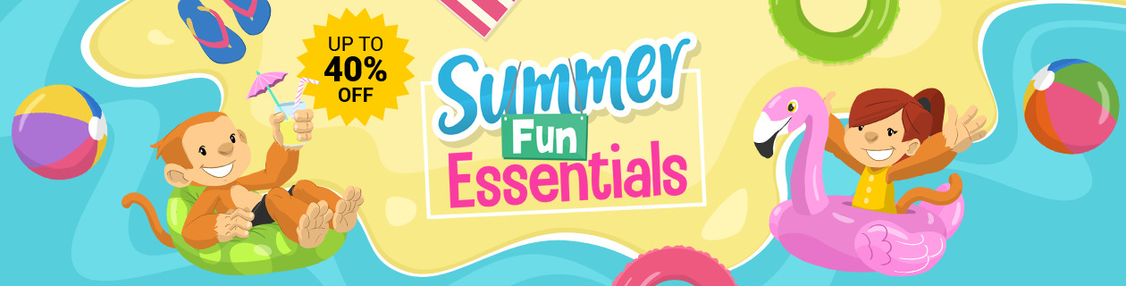 Celebrate Summer with the hottest deals!