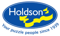 Holdson XL: 500 Piece Puzzle - Blossom Borders (Lochside Cottage)