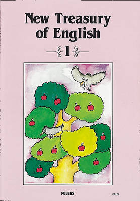 New Treasury of English: Bk. 1: Textbook by Eithne Roycroft image