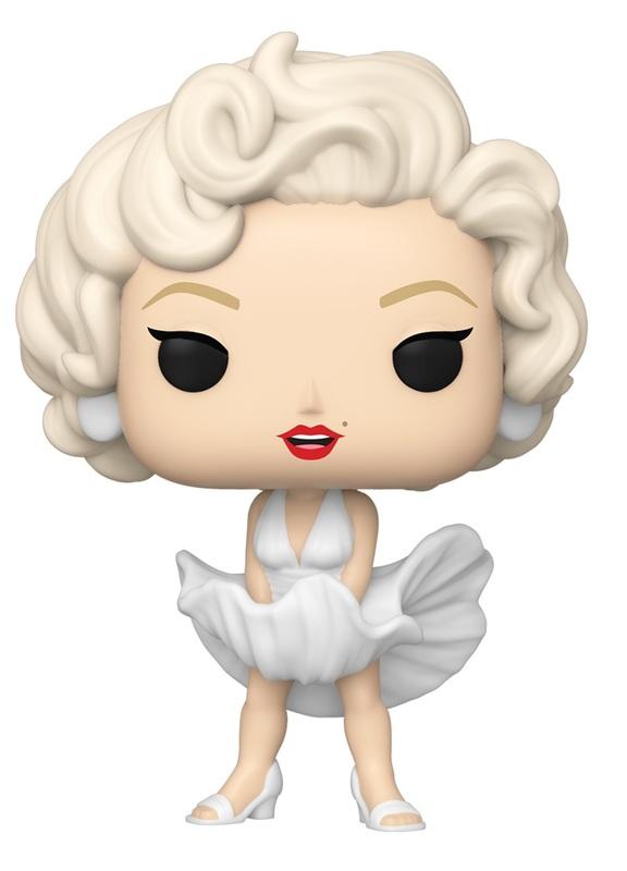Icons: Marilyn Monroe (White Dress) - Pop! Vinyl Figure