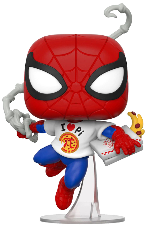 Marvel: Spider-Man (I Love Pi) - Pop! Vinyl Figure