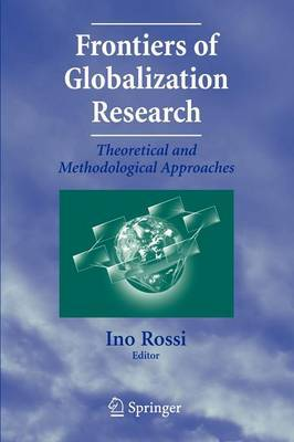 Frontiers of Globalization Research: image