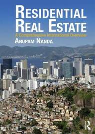 Residential Real Estate by Anupam Nanda