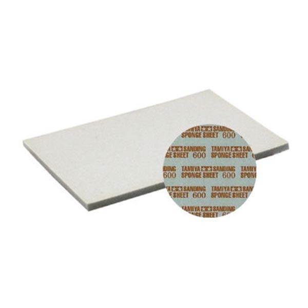 Tamiya: Sanding Sponge - P600