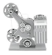 Metal Earth: Movie Projector - Model Kit image