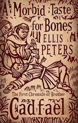 A Morbid Taste For Bones by Ellis Peters image