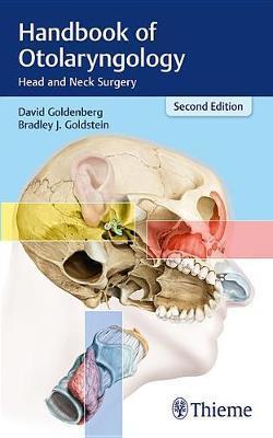Handbook of Otolaryngology by David Goldenberg image