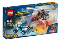 LEGO Super Heroes - Speed Force Freeze Pursuit (76098)
