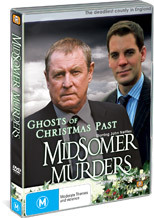 Midsomer Murders - Ghosts Of Christmas Past on DVD