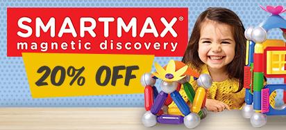 20% off SmartMax!