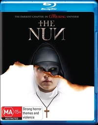The Nun on Blu-ray