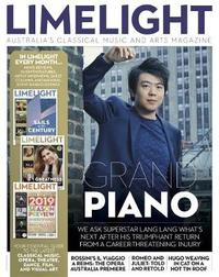 Limelight May 2019: Australia's Classical Music & Arts Magazine by Limelight