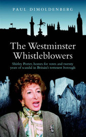 The Westminster Whistleblowers by Paul Dimoldenberg image