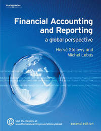 Financial Accounting and Reporting: A Global Perspective by Herve Stolowy image