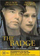 The Badge on DVD
