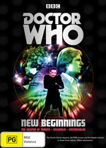 Doctor Who - New Beginnings Box Set on DVD