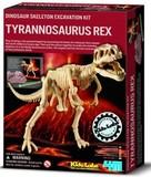 4M: Excavation Kits - Tyrannosaurus Rex Skeleton