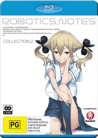 Robotics;Notes - Collection 2 on Blu-ray