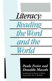 Literacy by Paulo Freire