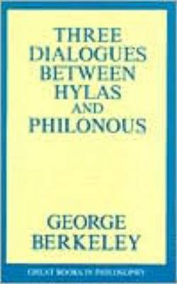 Three Dialogues Between Hylas and Philonous by George Berkeley image