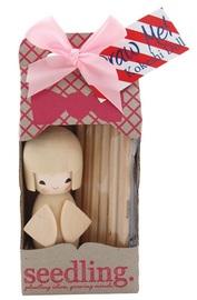 Seedling: Colour Me Kokeshi Doll