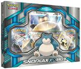 Pokemon TCG Snorlax GX Box