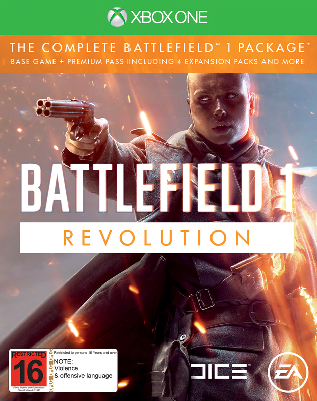 Battlefield 1 Revolution Edition for Xbox One