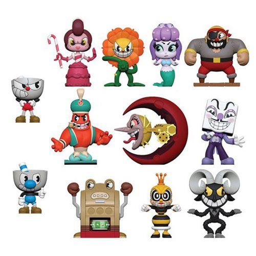 Cuphead - Mystery Minis Figure (Blind Box)