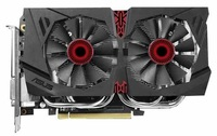 ASUS GeForce GTX 1060 6GB Strix Graphics Card