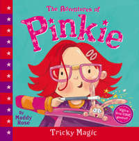 Adventures of Pinkie by Maddy Rose image