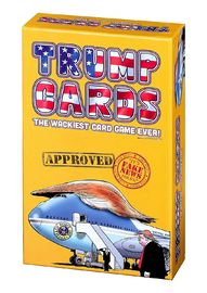 Trump Cards - The Wackest Game of Fake News