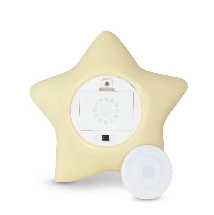 Wall Night Light - Yellow Star image