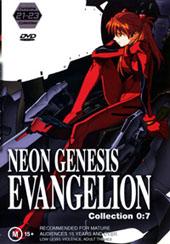 Neon Genesis Evangelion - Vol 7 on DVD