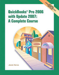 QuickBooks Pro 2006 by Janet Horne image