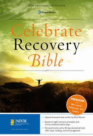 Celebrate Recovery Bible by International Bible Society image