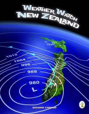 Weather Watch New Zealand by Sandra Carrod image