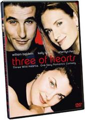 Three Of Hearts on DVD