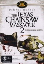 Texas Chainsaw Massacre 2 on DVD