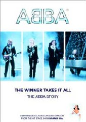 ABBA - The Winner Takes All on DVD