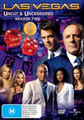 Las Vegas - Season 2 (6 Disc Slimline Set) on DVD