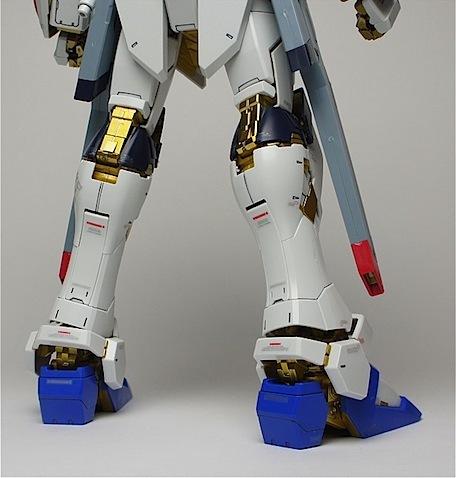 Strike Freedom Gundam Model image
